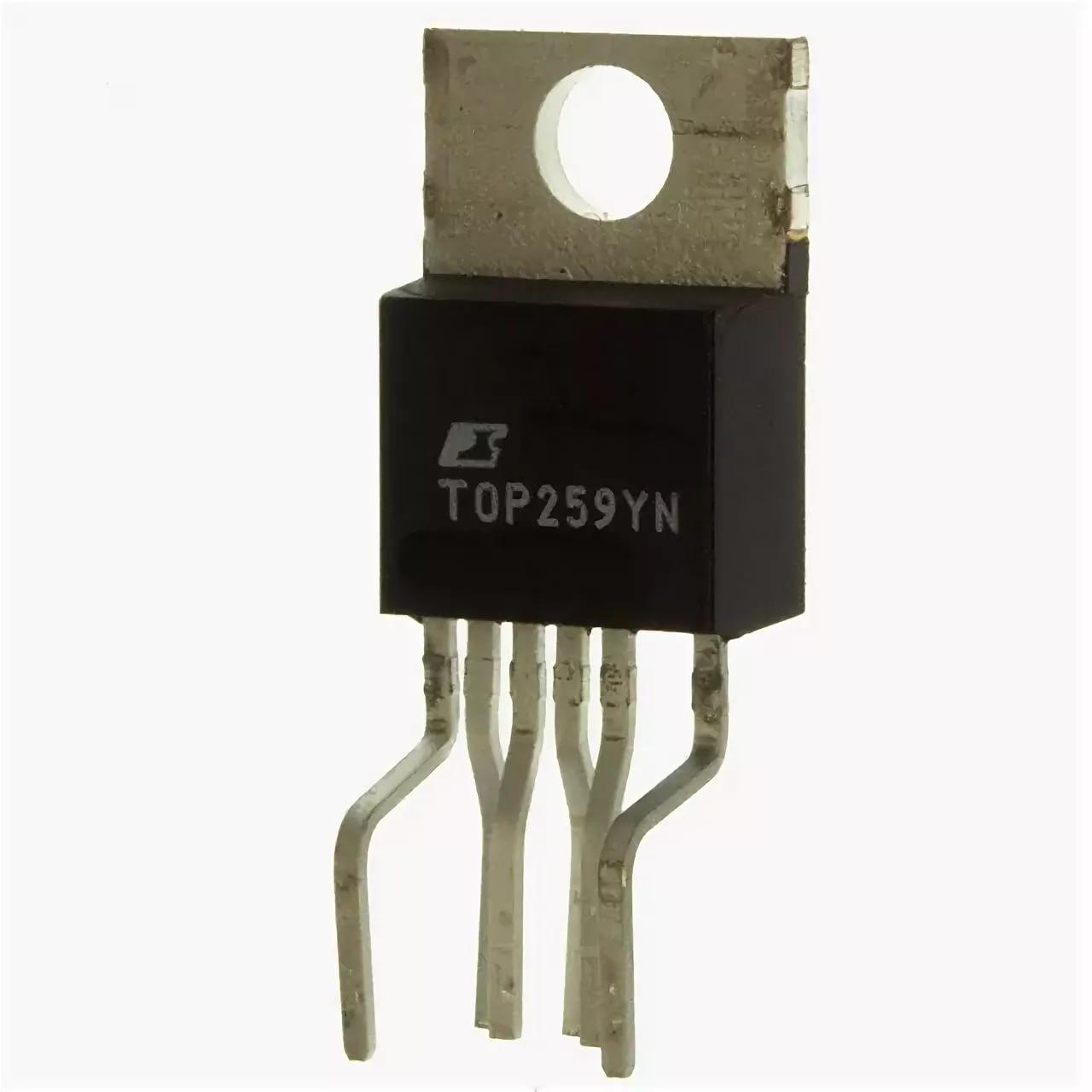 Микросхема TOP249Y TO-220-7C