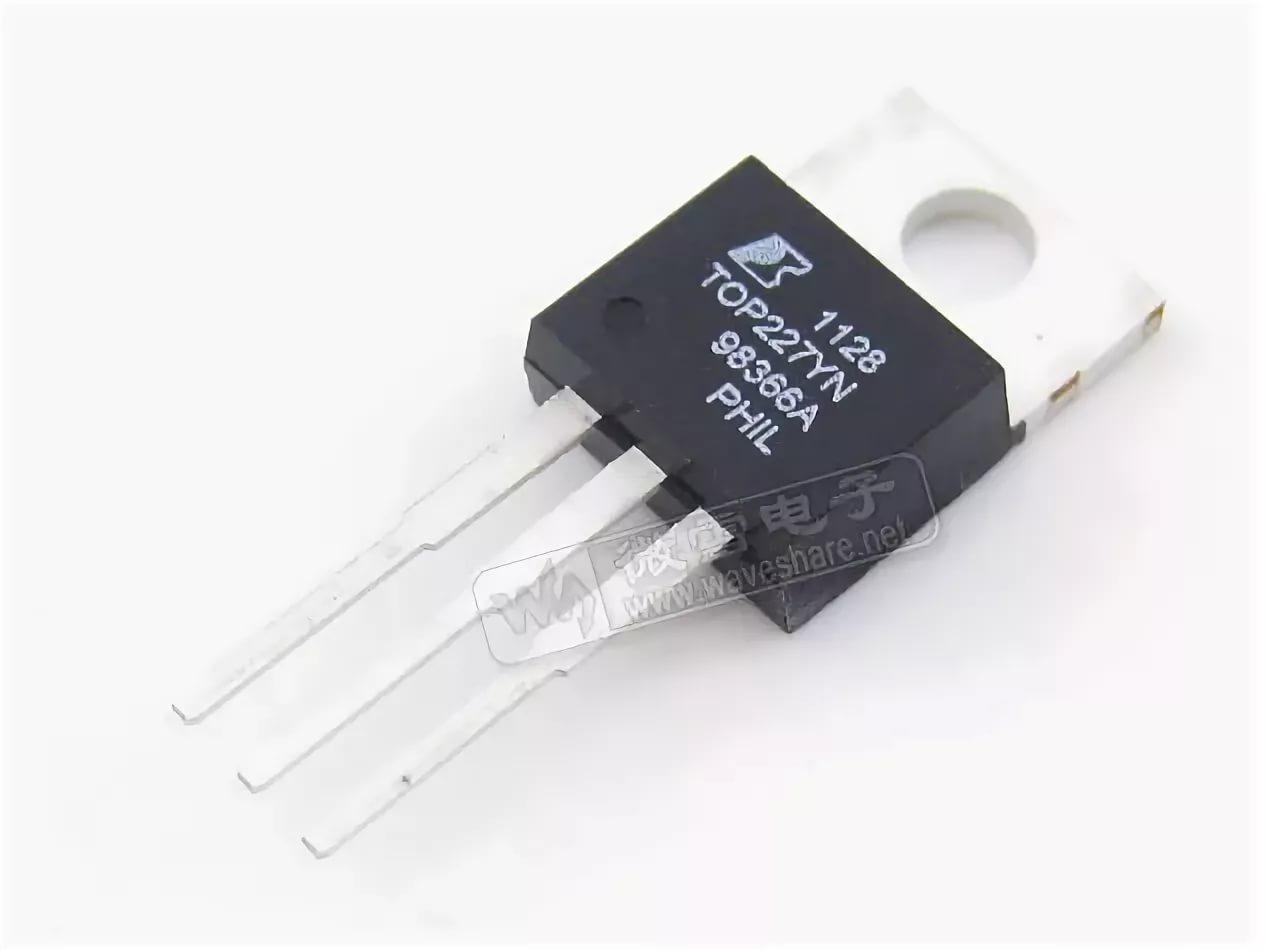Микросхема TOP227YN TO-220/3