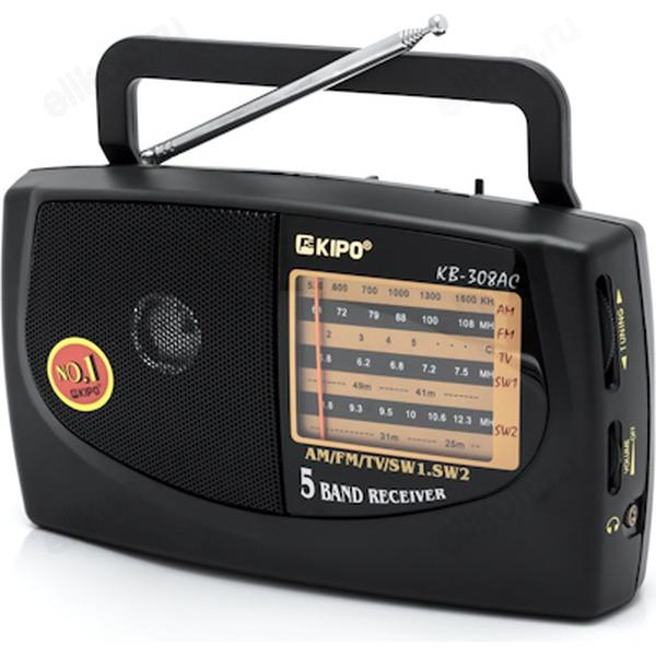 Радиоприемник 'KIPO' KB-308A
