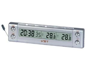Часы авто 3 в 1 VST-7036