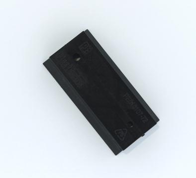DIN-рейка 112 мм пластм.