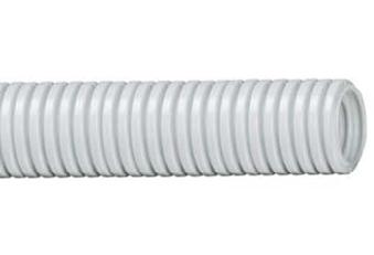 Труба гофрированная ПВХ 20мм, 1м