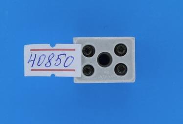 Соединитель эл.проводки 2,5кв.мм 2*2 (керамика)