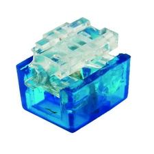 Скотч-лок изолированный синий 2 жил 0,4-0,9мм