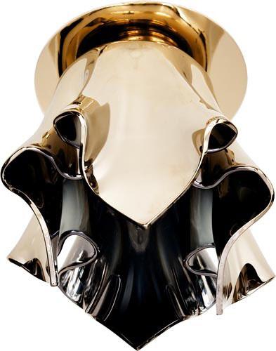 Светильник встраиваемый Feron 2213 40W G9 золото Распродажа