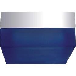Светильник встраиваемый Feron XM 2707 JC20W G4 голубой-хром