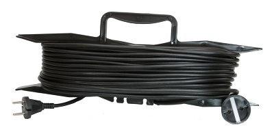 Удлинитель каркасный 25м (ПВС) 2*0,75