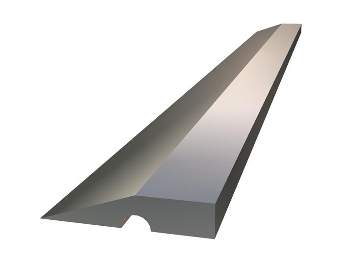 Правило алюминиевое 'Трапеция' 2 ребра жесткости, 1,0м/HOBBI