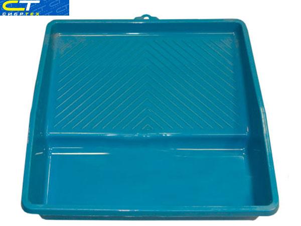 Кюветка пласт. для валиков 150*290мм/Сибртех