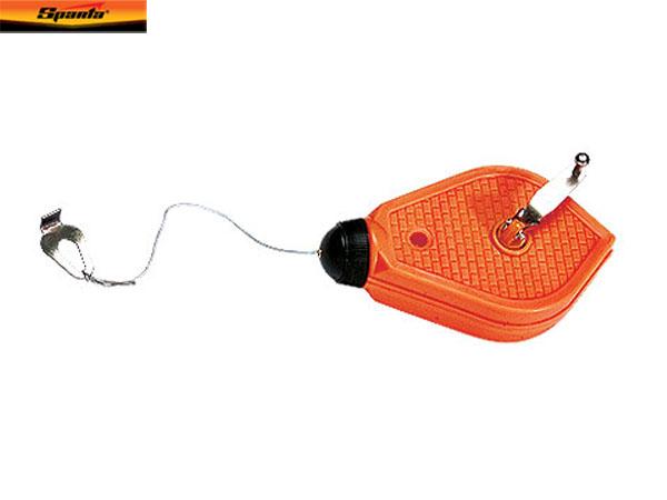 Шнур разметочный 15м, пластмассовый корпус/SPARTA