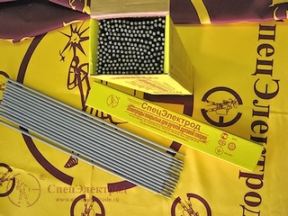 Электрод 4мм Э46-ОЗС-12-УД Е431(3) Р12 АО'СпецЭлектрод'