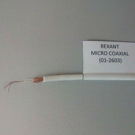 Кабель TV Mikro Coaxial (РК75-2-11) 01-2603