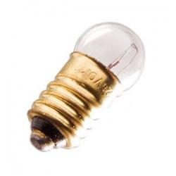 Лампа для фонарика 3,5В Е10 0,26А резьба Россия