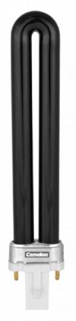 Лампа энергосберегающая Camelion LH-9-U Ультрафиолет G23/9BT 220B