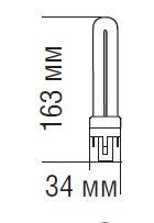 Лампа энергосберегающая Navigator NCL-PD-18-840-G24d