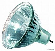 Лампа галогенная Camelion JCDR 20W 220V 50mm с защ.стеклом