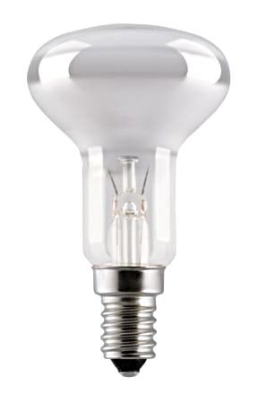 Лампа накаливания Navigator станд.зеркальная NI-R50-60-230-E14