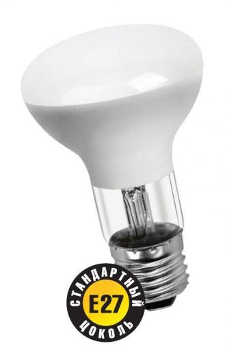 Лампа накаливания Navigator станд.зеркальная NI-R63-60-230-E27