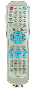 Пульт ODEON DVP-100 DVD