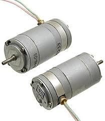 Минидвигатель ДПМ-20-Н1-08 27В, 0,92Вт, 4500об/мин без цанги