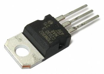 Транзистор имп. 10N60 TO220