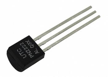 Транзистор имп. 2N2222 ан кт3117 TO92