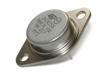 Транзистор имп. 2N3055 TO3