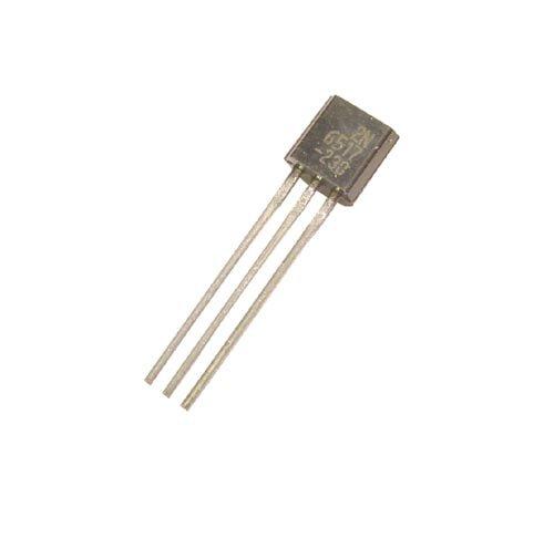 Транзистор имп. 2N6517 TO92