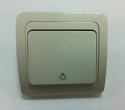 Кнопка звонка Универсал возвратный В0024 Распродажа
