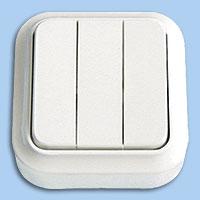 Выключатель 3-кл о/у А056-137