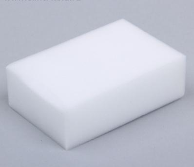 Губка меламиновая для удаления пятен 9*6*3см