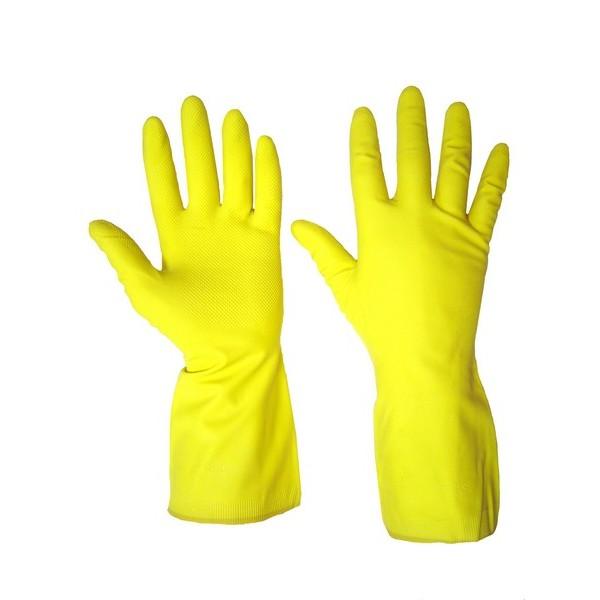 Перчатки резиновые AVIORA размер М